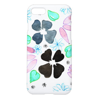floral aloha iPhone 8/7 case