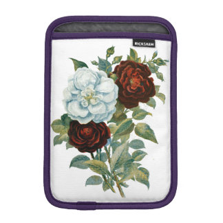 Floral and Elegant Vintage Bouquet iPad Mini Sleeve