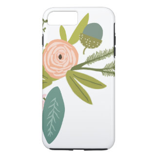 Floral and Fauna iPhone 7 Plus Case