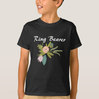 Floral and Fauna T-Shirt
