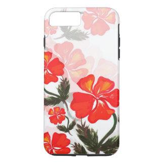 Floral Apple iPhone 7 Plus, Tough Phone Case