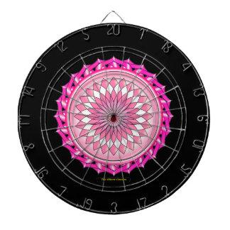 Floral Arc Reactor Dartboard