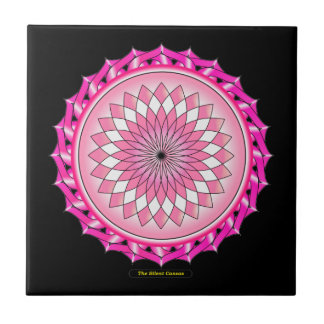 Floral Arc Reactor Tile