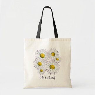 Floral Arrangement of White and Yellow Daisies