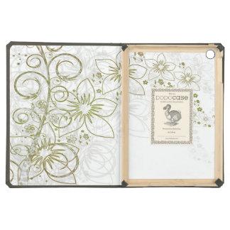 Floral Art iPad Air Covers