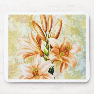 Floral, Art, Design, Beautiful, New, Fashion, Crea Mouse Pad