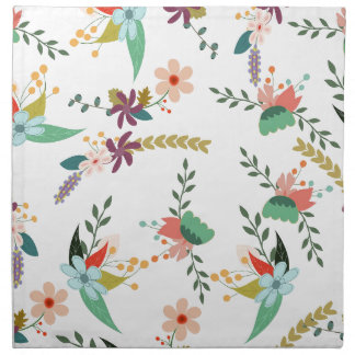 Floral, Art, Design, Beautiful, New, Fashion, Crea Napkin