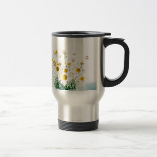 Floral, Art, Design, Beautiful, New, Fashion, Crea Travel Mug