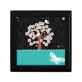 Floral, Art, Design, Beautiful, New, Fashion Gift Box