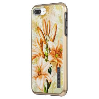 Floral, Art, Design, Beautiful, New, Fashion Incipio DualPro Shine iPhone 8 Plus/7 Plus Case