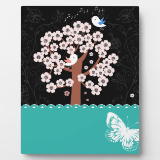 Floral, Art, Design, Beautiful, New, Fashion Plaque