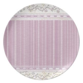 Floral, Art, Design, Beautiful, New, Fashion Plate