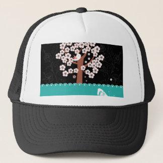 Floral, Art, Design, Beautiful, New, Fashion Trucker Hat