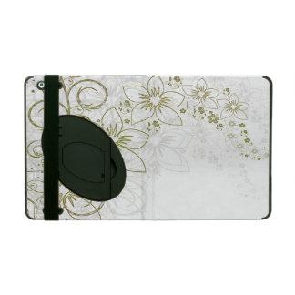 Floral Art iPad Folio Cases