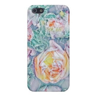 Floral Art Pattern iPhone 5/5S Cover
