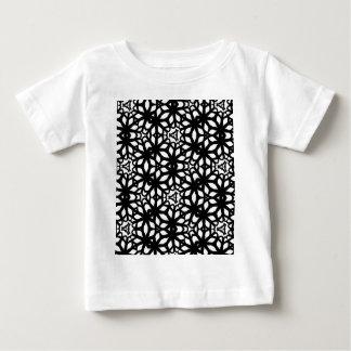 floral art pattern texture design baby T-Shirt