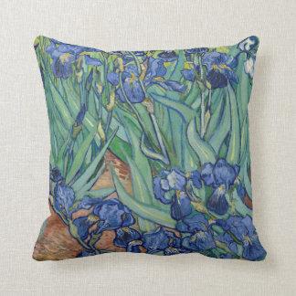 Floral Art Pillow Van Gogh Cushion