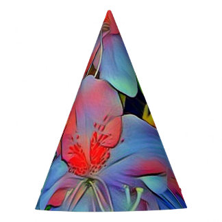 Floral ArtStudio wonderful flowers Party Hat