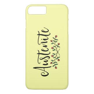 Floral Austenite Yellow iPhone 8 Plus/7 Plus Case