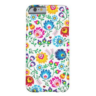 Floral Baubles iPhone 6/6s, Barely There Cell Case