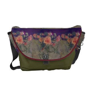 Floral Bouquet Commuter Bag
