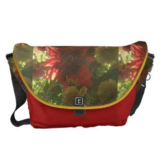 Floral Bouquet Commuter Bags