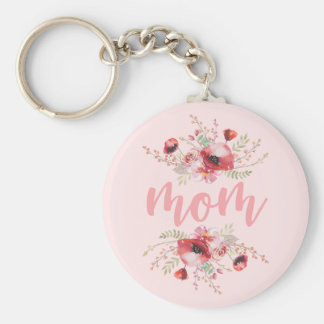 Floral Bouquet | Mother's Day Keychain