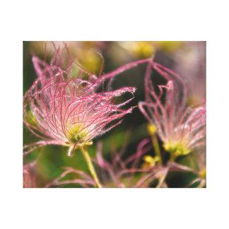 Floral Breeze Canvas Print
