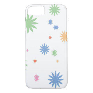 Floral Burst iPhone 7 Barely There Case