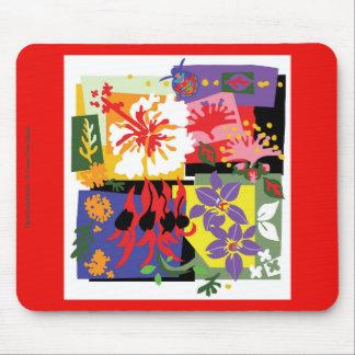 Floral Celebration - Mousepad