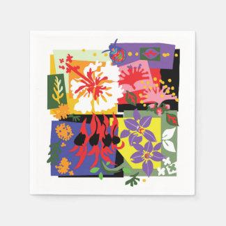 Floral Celebrations - Napkin