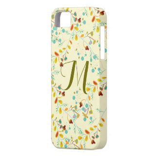 Floral Cellphone Cover