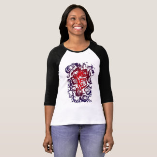 Floral Chaos T-Shirt