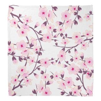 Floral Cherry Blossoms Kerchiefs