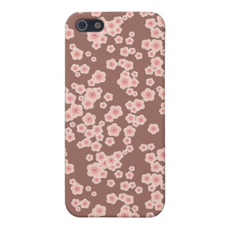 floral cherry blossoms pink flowers iPhone 5 covers