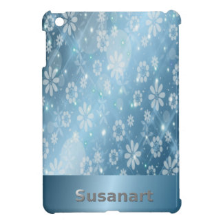 Floral Classic Case For The iPad Mini
