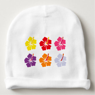 Floral Collection Baby Beanie