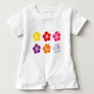 Floral Collection Baby Romper