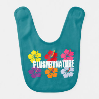 Floral Collection Bib