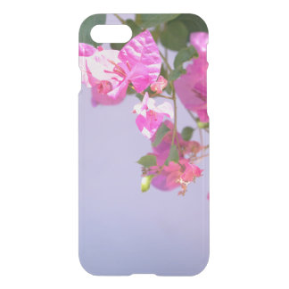 floral collection. lilac iPhone 8/7 case