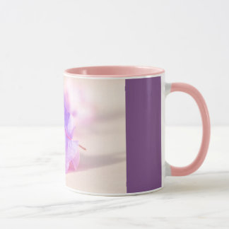 floral collection mug