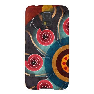 Floral Color Vector Art Samsung Galaxy Nexus Case