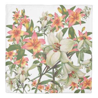 floral combo 300 ver 2 duvet cover
