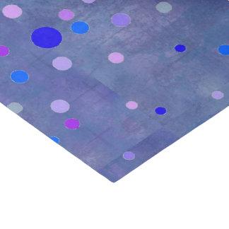 Floral Confetti Op Art Tissue Paper