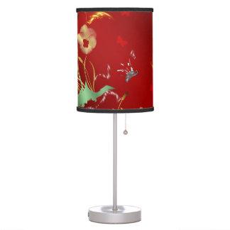 floral craft, holiday, elegant, ,color,homdecor table lamp