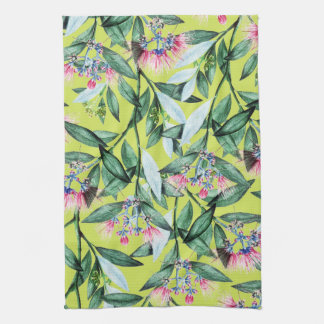 Floral Cure Kitchen Towel