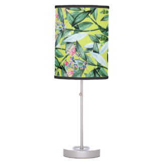 Floral Cure Table Lamp