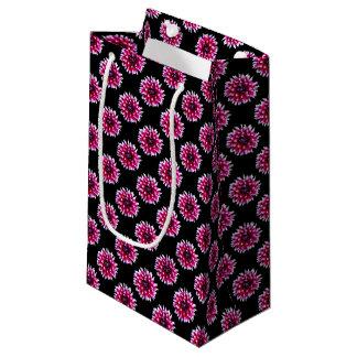 Floral Custom Gift Bag - Small, Glossy