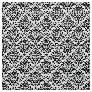 Floral Damask Fabric