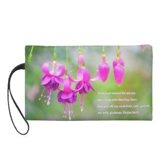 Floral Dance Bagette Wristlets